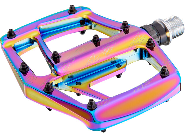 Supacaz ePedals, oil slick